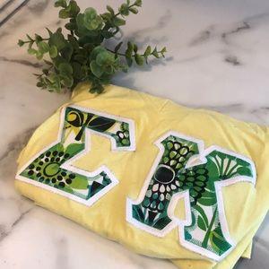 Lily Print Sigma Kappa Stitch